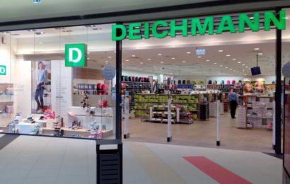 Deichmann a deschis al 13-lea magazin din Bucureşti