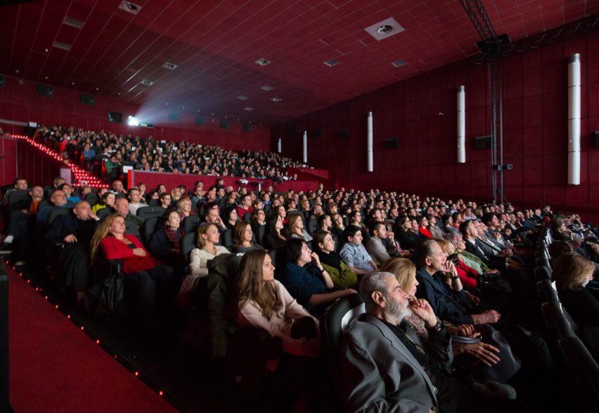 Mii de bucureșteni și-au petrecut weekend-ul la filme de Cannes