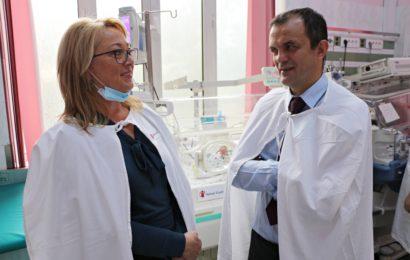 Salvați Copiii : donație în valoare de 185.000 de euro pentru echipamentele medicale