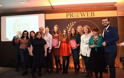Biz PR Awards si-a desemnat castigatorii