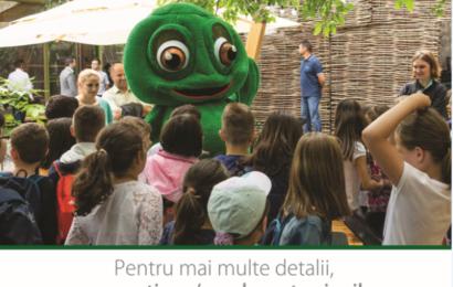 ECOTIC lanseaza o noua campanie in scoli