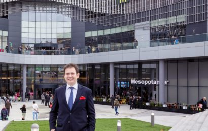 Veranda, un mall modern și complementar zonei Obor, și-a deschis porțile