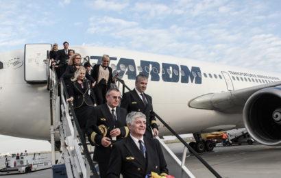 TAROM retrage avioanele Airbus A310 din flota