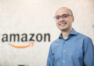 Lucian Vornicu- Managing Director Amazon Romania