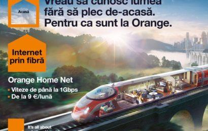 Veniturile Orange Romania: Plus de 3,3%, până la 251,1 milioane euro