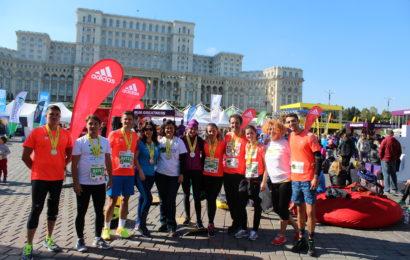Plantam fapte bune in Romania va sadi cate un copacel pentru fiecare alergator la Maraton