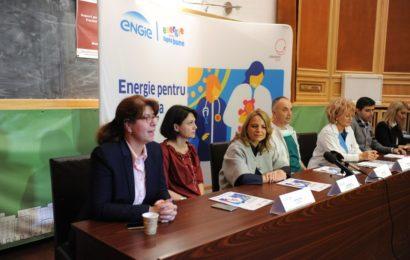 ENGIE Romania doteaza spitalele publice cu aparate de aparate de ventilatie