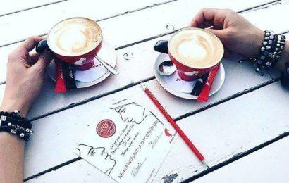 Experimentul Julius Meinl: peste 2700 de cupluri și-au dat întâlnire la cafea și poezie