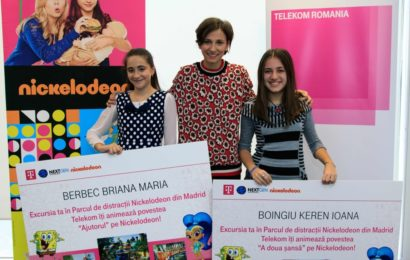 Telekom și Nickelodeon au desemnat castigatorii concursului Povesti Animate
