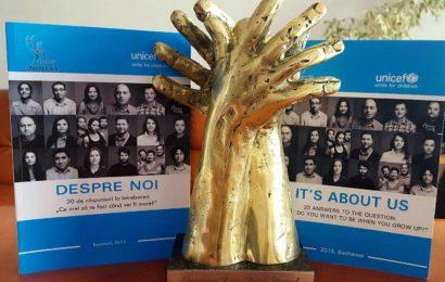 """Agenția pentru Dezvoltare Comunitară """"Împreună"""" a câștigat premiul European Roma Spirit Award 2016"""