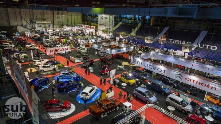 Peste 200 de modele auto expuse la Salonul Auto București și Accesorii 2016