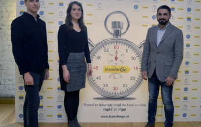 Peste 15.000 de români de peste hotare au trimis bani online TransferGo