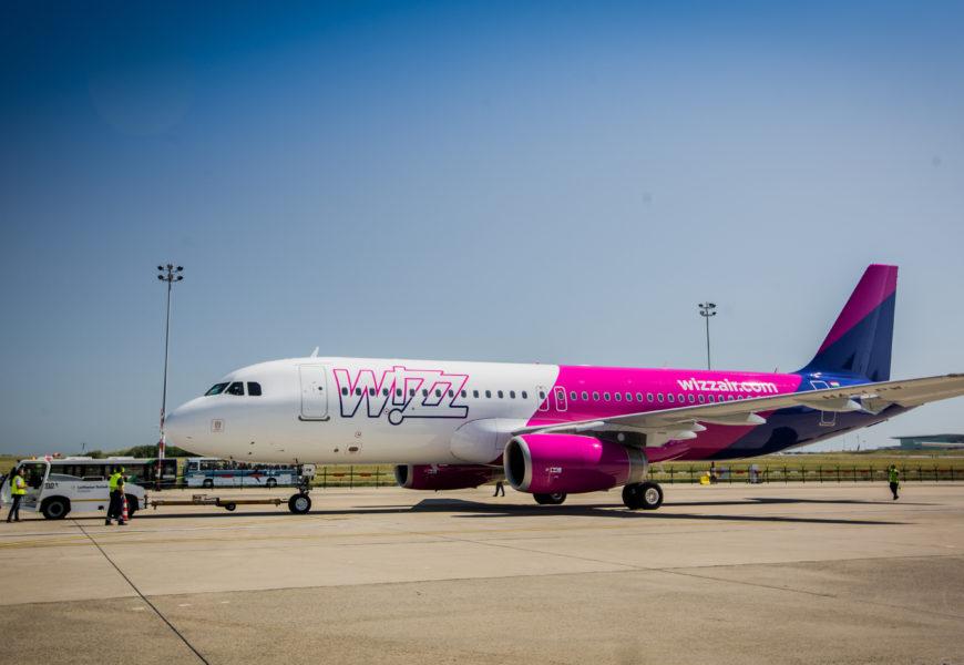 Wizz Air anunta cea de-a 26-a baza, la Chisinau