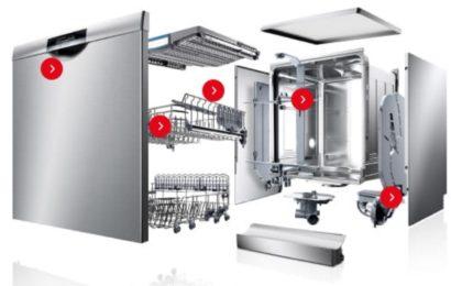Masina Bosch – alternativa eficienta la spalatul vaselor