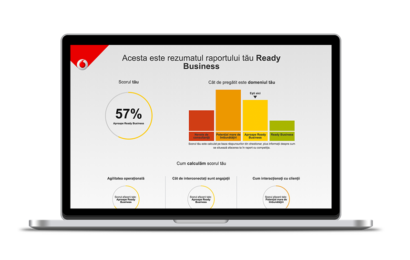 Vodafone lansează Ready Business Score