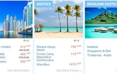 Christian Tour: Vânzările către Dubai au crescut cu 25% în 2016