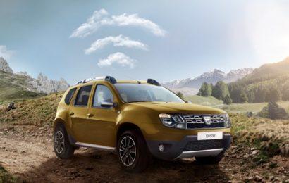 Dacia Duster va fi produsa in Iran