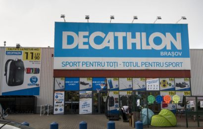 Decathlon – magazin nou in cadrul Hello Shopping Park din Bacau