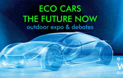 "Idea Events a dat startul campaniei ""e-Mobility Weeks"""