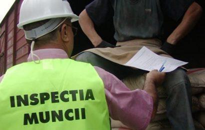 Inspectia Muncii: amenzi de peste 300.000 de euro in 5 zile