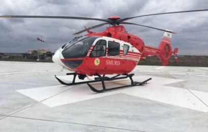 Fundatia pentru SMURD a inaugurat Baza Aeromedicala SMURD Constanta