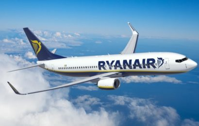 Ryanair introduce 26 de zboruri extra pe ruta București – Timișoara