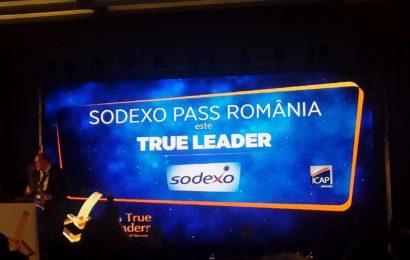Sodexo România este True Leader pentru anul 2015