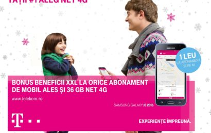 Telekom Romania anunta oferta de iarna pentru pachetele MagentaONE