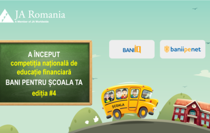 Bani pentru scoala ta: finantari de pana la 10.000 de euro