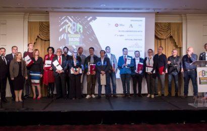 Peste 250 de specialisti in piata constructiilor, la RIFF București și Romanian Building Awards