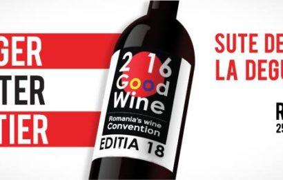 GOODWINE- Conventia vinului si a industriei de vinificație