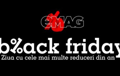 Black Friday la eMAG şi E.ON: facturi de furnizare de energie electrică la pret ZERO