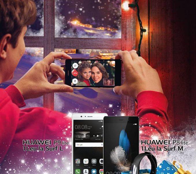 Telekom Romania și Germanos: telefoane inteligente la prețuri de 1 leu