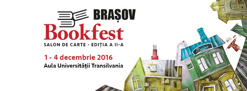 Bookfest aduce la Brasov autori de top si 10.000 de cărți