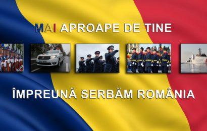 Peste 23.000 de polițiști, jandarmi, pompieri și polițiști de frontieră vor fi mobilizati de Ziua Nationala