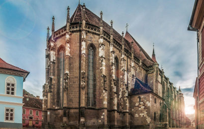 Concerte cu scop caritabil, la Biserica Neagra