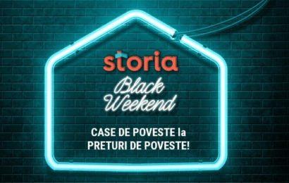 Storia.ro Black Weekend: reduceri de 400.000 de euro și peste 100 de proprietăți puse la vânzare cu prețuri de până la 25% mai mici