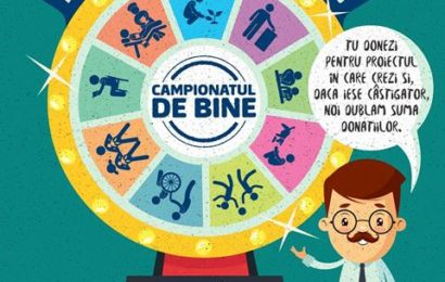 Campionatul de Bine: ONG-urile isi mai pot inscrie proiectele pana pe 5 decembrie