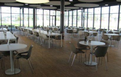 Bosch a deschis o cantină modernă la fabrica din Blaj