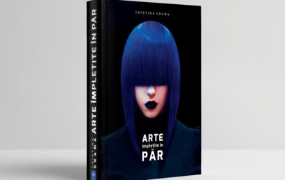 Hair stylistul Cristina Grama lanseaza prima enciclopedie de hair design din Romania