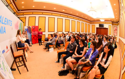 Top Talents Romania caută tineri cu potențial
