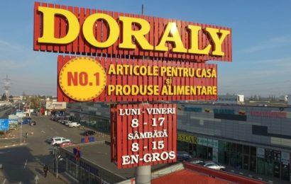 Parcul comercial Doraly deschide un nou pavilion comercial