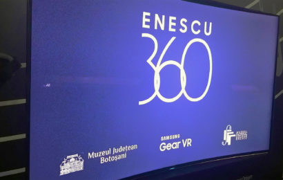 SAMSUNG: Simfonia Secolului 21 – Enescu 360