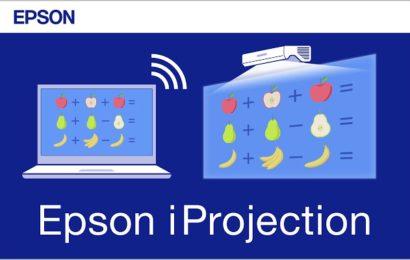 Epson lansează o aplicație inovatoare pentru laptopurile Chromebook