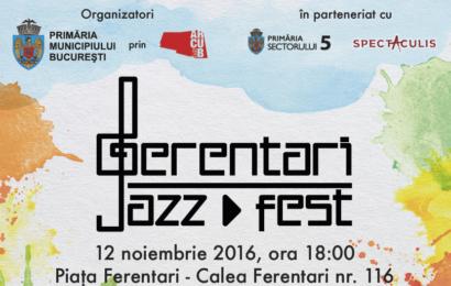 Piata Ferentari, Kilometrul Zero al Jazz-ului