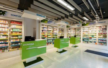 21 de Farmacii DONA vor avea program non-stop pe 30 noiembrie și 1 decembrie
