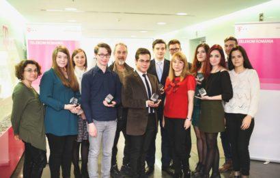 "Telekom a desemnat studentii castigatori ai ""Burselor Telekom"""