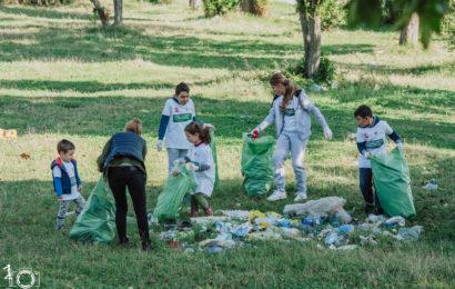 Rezultate finale: peste 200 000 de voluntari au participat  la Ziua de Curățenie Națională