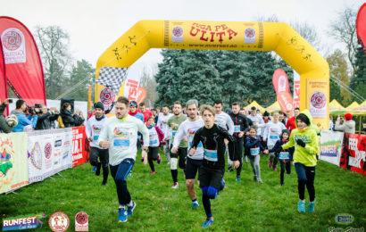 Peste 700 de participanți la Runfest- Fuga pe ulita
