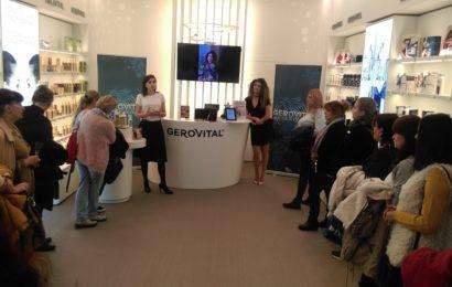 Specialiștii Gerovital au organizat workshop-ul Gerovital Tratament Expert